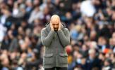 Không lập hattrick, Aguero 'khó lòng' ăn nói với Pep Guardiola