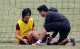 Tuấn Anh: 'Nếu chấn thương lần nữa, con sẽ ... giã từ sự nghiệp'