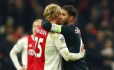 Xong! UEFA CHÍNH THỨC 'sờ gáy' Ramos vụ tẩy thẻ