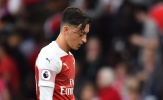 Ozil gửi thông điệp kinh ngạc tới NHM Arsenal sau khi bị Emery bỏ rơi