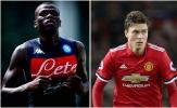 Song sát phòng ngự Lindelof - Koulibaly sẽ giúp Man Utd vô song thế nào?