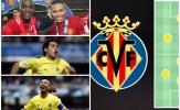 Đội hình 'khủng' từng khoác áo Villarreal: Số 10 cổ điển cuối cùng và 4 sao M.U