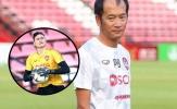HLV Muangthong đọc vị điểm hạn chế cần khắc phục của Đặng Văn Lâm