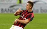 Tân binh của AC Milan: 'Tôi sẵn sàng cho mọi thử thách đến'