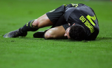 Những thống kê 'ám ảnh' Juventus và Ronaldo sau trận thua Atletico