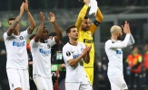 Ivan Perisic tỏa sáng, Inter Milan nhàn nhã đi tiếp tại Europa League