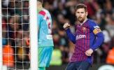 Những con số đáng kinh ngạc của Messi trong mùa giải này