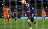 Messi lạnh lùng khi sút Panenka