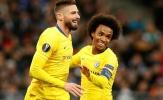 Giroud đáp trả 'cực gắt' từ tiếng gọi của Ronaldo, Messi