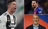'Hoa Tulip đen' chỉ ra điểm nổi bật của Ronaldo so với Messi