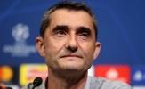 Ernesto Valverde: 'Chạm trán với Man Utd là một nhiệm vụ khó khăn'