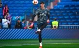 NÓNG! Zidane 'trảm' Courtois và đưa ra lời giải thích