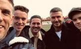 U18 Man United hủy diệt đối thủ trong ngày Neville đến xem con trai thi đấu