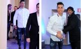 Ronaldo bảnh bao ra mắt viện cấy tóc