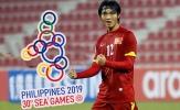 SEA Games 30: Hãy cho 'đôi chân pha lê' Tuấn Anh thêm 1 lần nhảy múa!