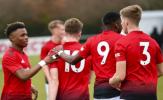 SỐC! Sao trẻ U18 Man United lập siêu phẩm 'không tưởng'