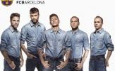Ronaldo, Neymar và những 'thảm họa' denim của giới bóng đá