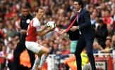 Sao Arsenal: 'Nếu HLV nói không còn tin tưởng, tôi phải lo lắng'