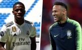 Real Madrid sẽ không cần Neymar vì cái tên này