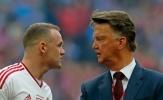 Rooney thừa nhận Van Gaal giỏi hơn Sir Alex ở 1 điều