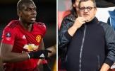 Sốc! Đại diện ra tay, mở đường cho Pogba rời Man Utd