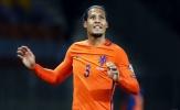 Van Dijk: 'Nhờ cậu ấy, thế trận đã được cải thiện đáng kể'