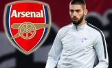 NÓNG: 'Cánh chim lưu lạc' bắn tín hiệu tương lai cực vui đến Arsenal