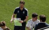 Real tìm được Zidane 2.0?