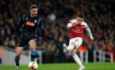 5 điểm nhấn Arsenal 2-0 Napoli: Đội khách bại trận vì 'Kante da trắng', Emery vẫn lo lắng một điều