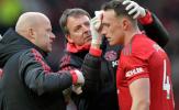 Phil Jones phải đổ máu vì 'ngôi sao tương lai' của Man United