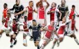Thống kê '37 năm' biến Ajax thành đội bóng thú vị nhất thế giới