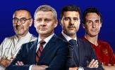Tốp 4 Premier League: Gọi tên Arsenal và Tottenham?