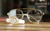 Những mẫu đồng hồ và kính mắt đáng mua nhất nhân dịp khai trương tại TTTM Vạn Hạnh Mall
