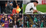 """Những cái """"nhất"""" của vòng tứ kết Champions League"""