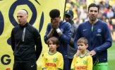SỐC! 'Chấp' 2 cầu thủ dự bị, PSG tiếp tục lỡ hẹn với chức vô địch