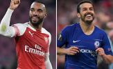 Bán kết Europa League: Chờ đại chiến Chelsea - Arsenal!