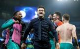 Cesc Fabregas đầy ẩn ý khi nói về khả năng vô địch Champions League của Spurs