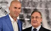 Đặt bút ký vào một bản hợp đồng, Real sẽ có 116 triệu bảng/mùa