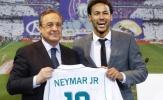 Neymar sẽ đầu quân cho Real Madrid vì 3 điều này