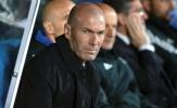 Zidane nhận tin dữ, Real 'vỡ mộng' đua top 2?
