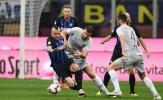 Bị Inter Milan cầm chân, AS Roma lỡ cơ hội tiến vào tốp 4