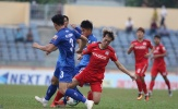 Dư âm vòng 6 V-League: HAGL thua trận thứ 4, pháo sáng nhuộm đỏ Hàng Đẫy