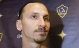 Ibrahimovic tuyên bố ngạo mạn, coi MLS như trò trẻ con