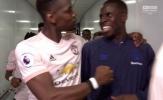 Làm chuyện dại dột ở trận Everton, Pogba bị 'rủa' không thương tiếc