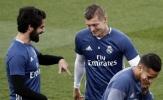 Real 'bật đèn xanh', Juve giật sao 54 triệu của Man City