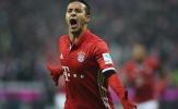 'Trái tim' tuyến giữa Bayern cán cột mốc khủng tại Bundesliga