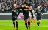 Nhờ Chelsea, Frankfurt được Bundesliga phá vỡ truyền thống chưa từng có