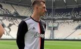 NÓNG: Đây là áo đấu chính thức của Juventus mùa tới