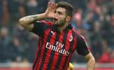 Torino quan tâm tới tiền đạo của AC Milan