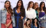 Bóng hồng Messi và Fabregas xuất hiện nổi bật ở sự kiện thời trang